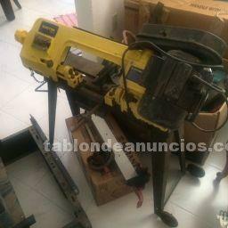 """Venta de sierra cinta para metales 4"""""""