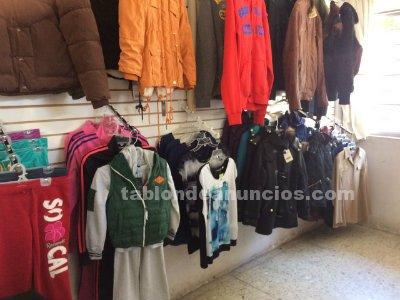 Traspaso de tienda de ropa -saldos-