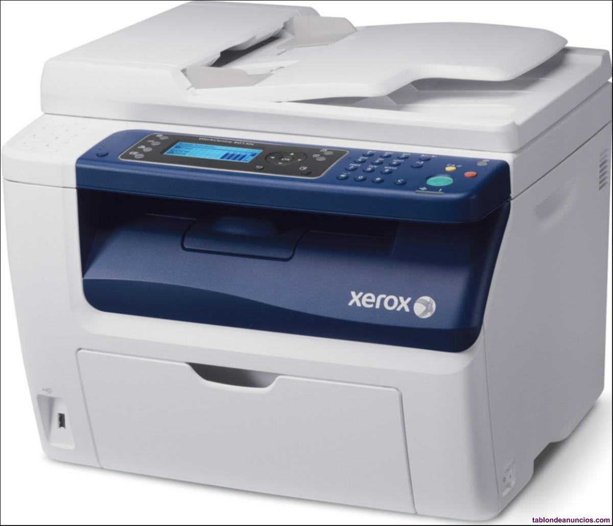 Vendo nueva impresora multifuncional xerox wokcentre 3045