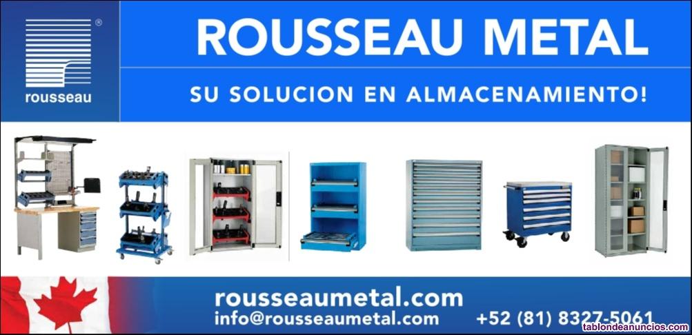 Mobiliario para equipamiento industrial
