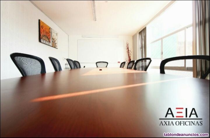 Sala de juntas totalmente equipada con las mejores ubicaciones