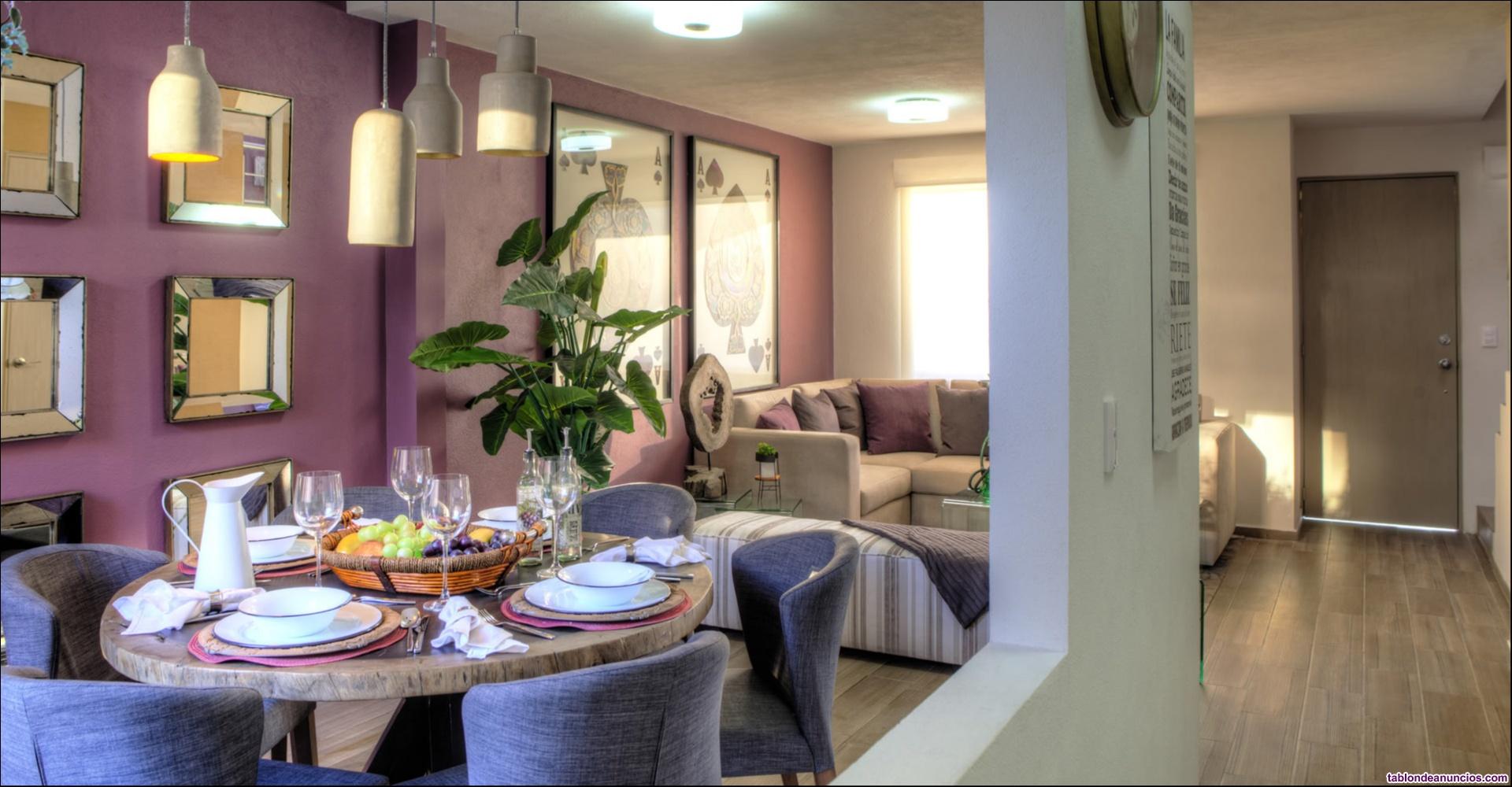 ¿buscas tu primera casa a un inigualable precio y cerca de interlomas?