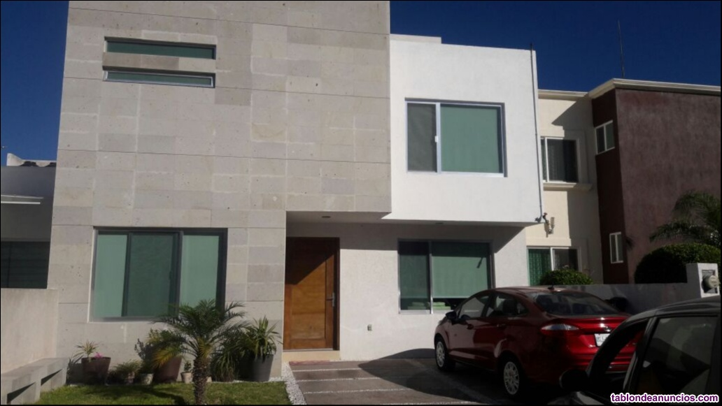 Venta casa residencial san mateo, ch-056