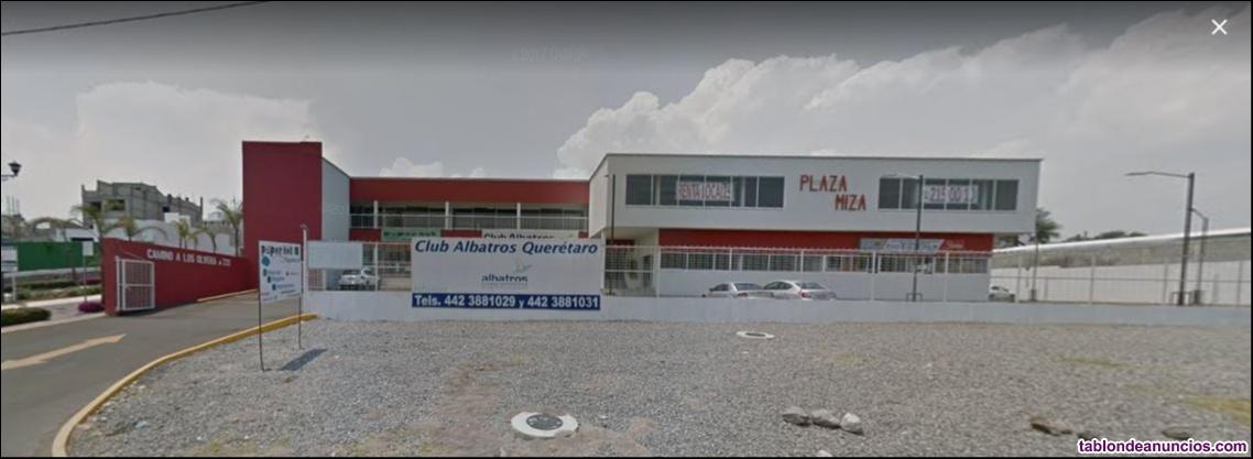Plaza comercial en venta, cc-059