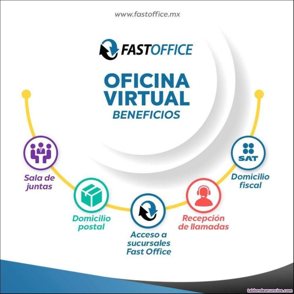 Oficinas virtuales solo con fast ofice