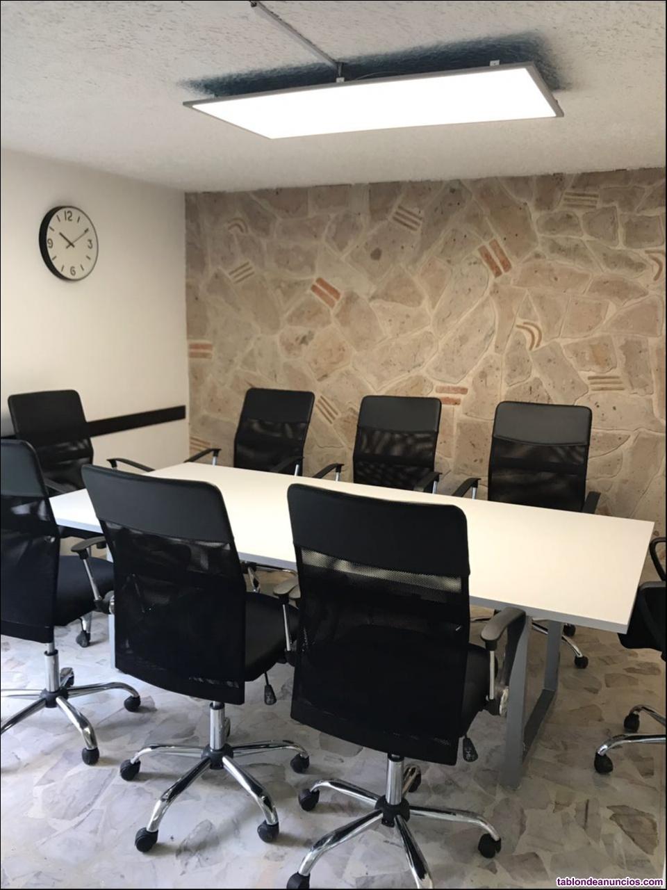 Salas de juntas por hora fast office