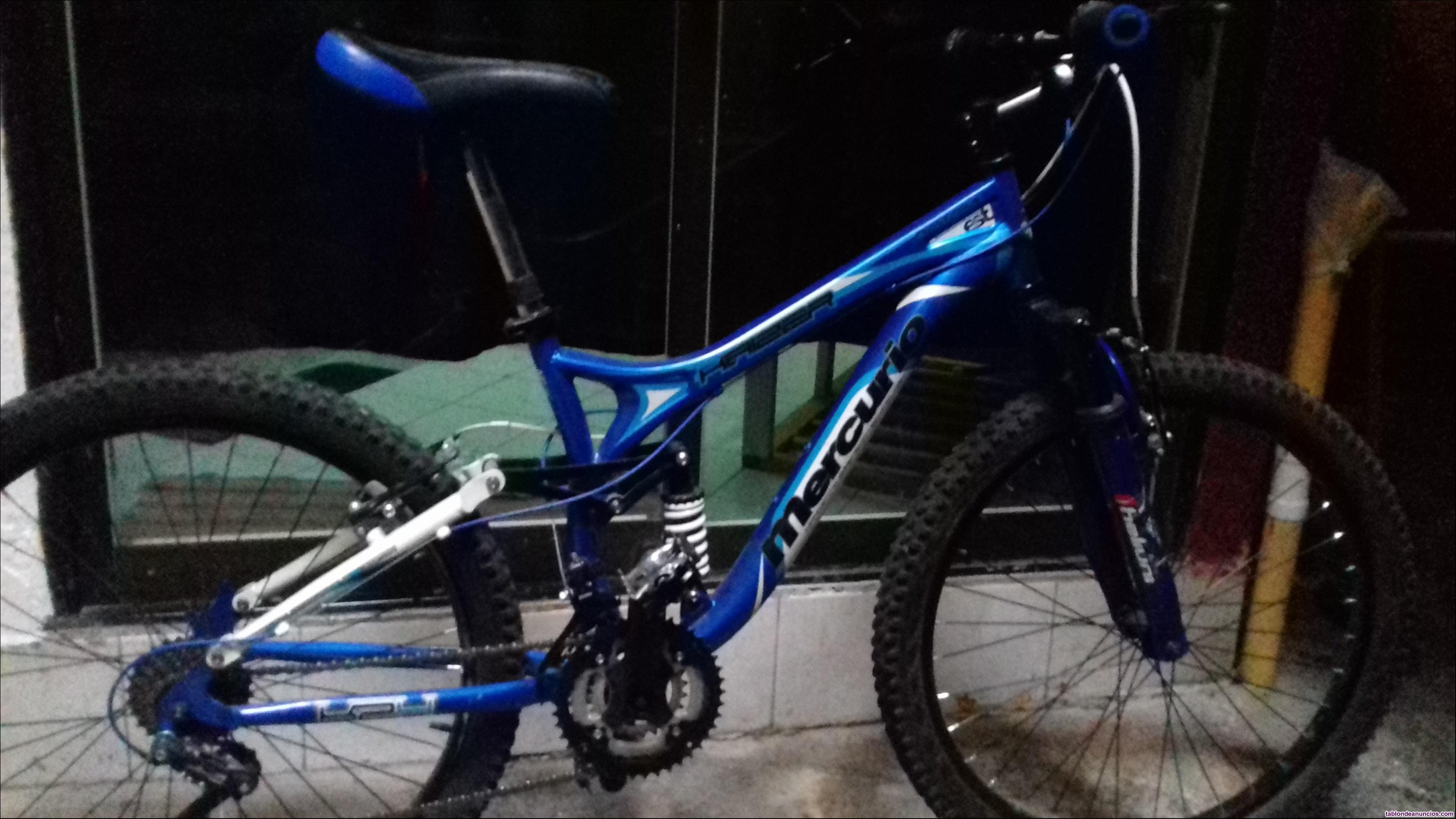 Bicicleta marca mercurio (kaizer)