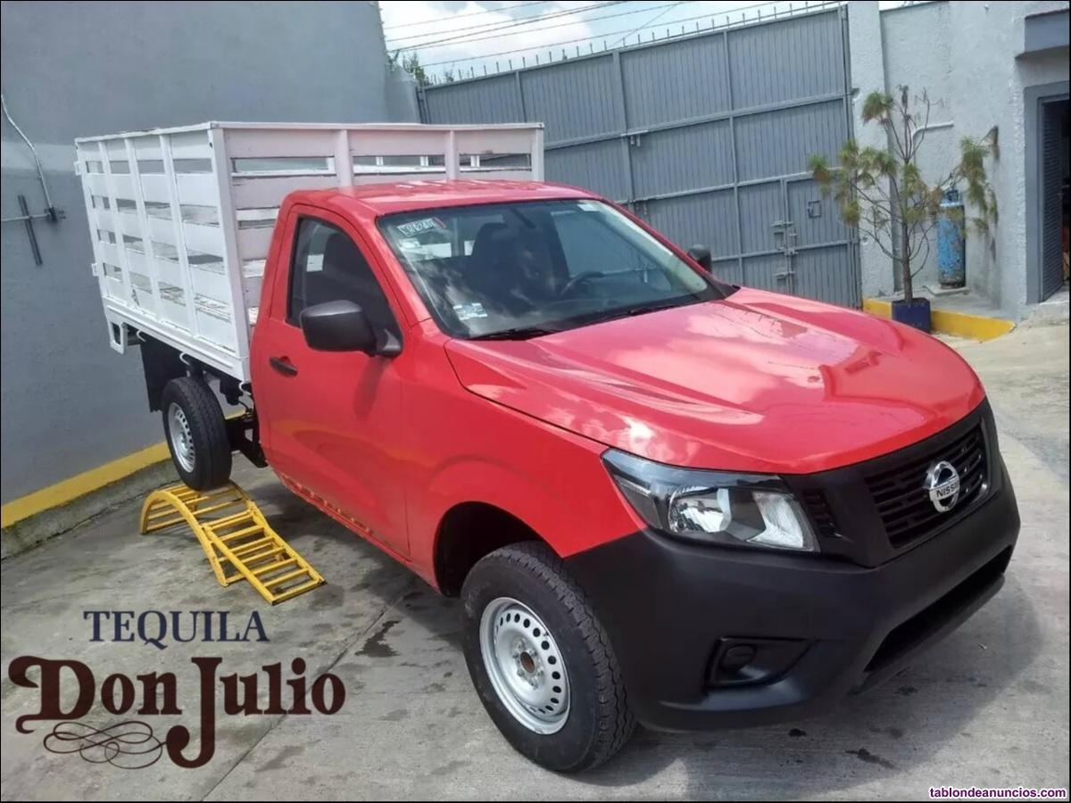 Atencion en venta lote de camionetas nissan pick up estaquitas 2017