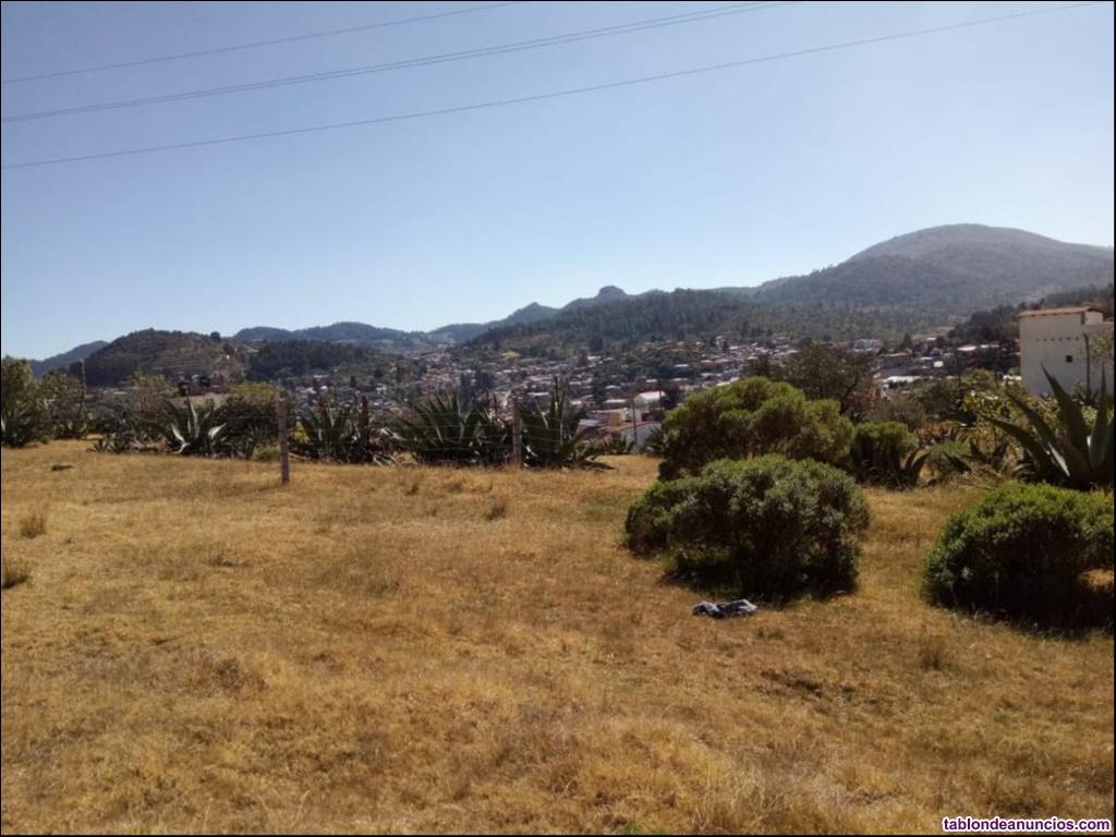 Terreno urbano en real del monte, hidalgo