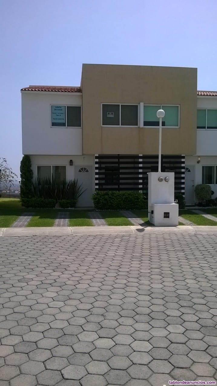 Casa en venta loma residencial 2 recamaras