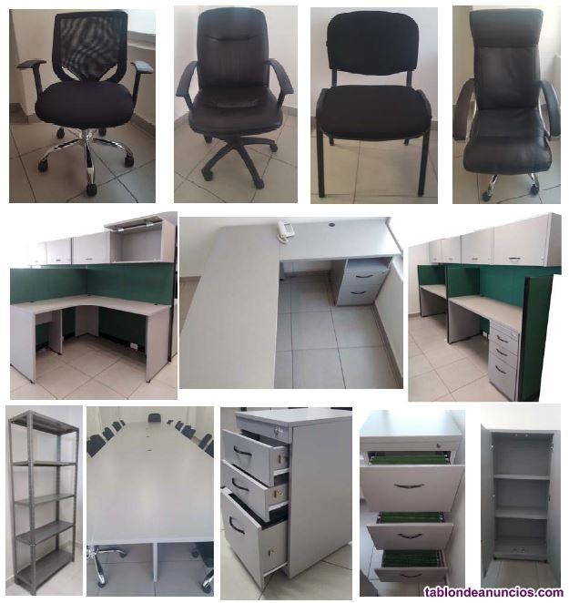 Muebles de oficina en excelentes condiciones