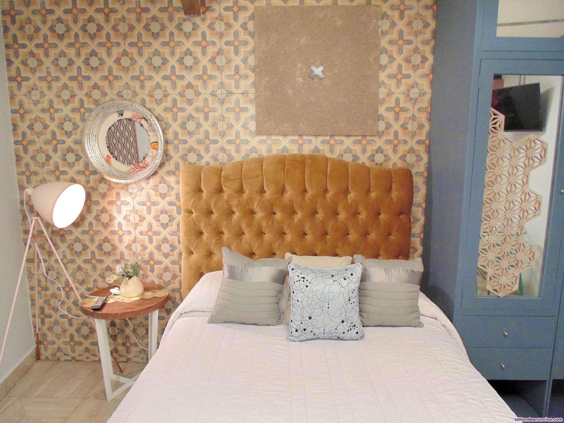 Suites amuebladas ideales para parejas