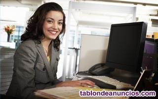 Se busca auxiliar de medio tiempo para vacante de oficina
