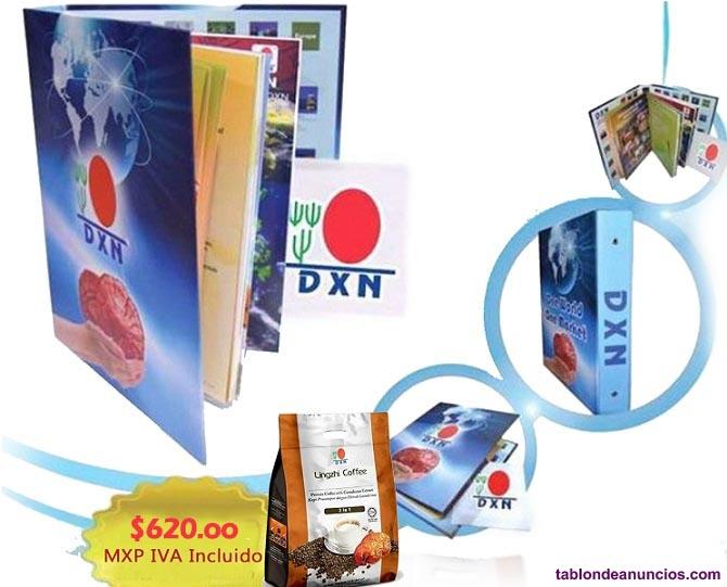 Productos dxn afiliación méxico