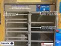 Fotos del anuncio: Puertas giratorias con monedero para cobro de baños públicos