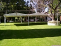 Alquiler de rancho con jardín para evento